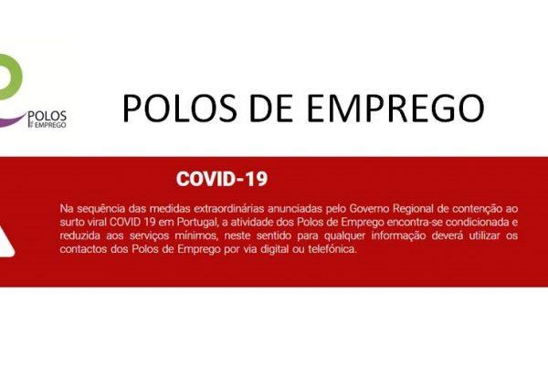 POLOS DE EMPREGO | ALTERAÇÕES