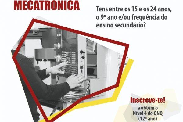 INSTITUTO PARA A QUALIFICAÇÃO | CURSO DE TÉCNICO/A DE MECATRÓNICA